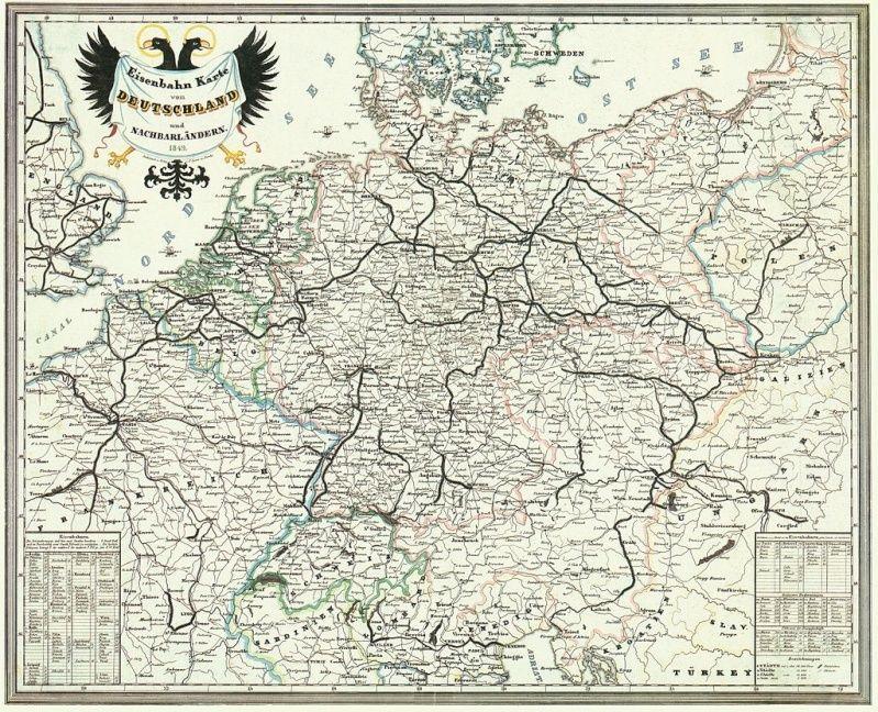 Histoire des chemins de fer allemand (Oups !!) ... Chemin10