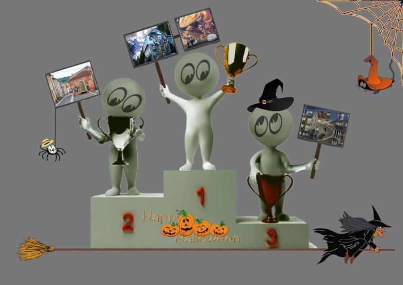 Concours photo du mois d'octobre 2014 - Thème : Tags et peintures en trompe l'oeil (terminé) Podium23