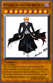 I made this using PS at school for a project Ichigo10