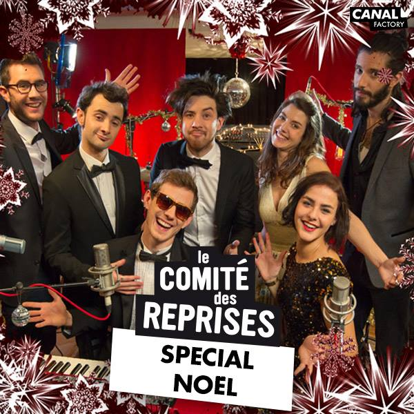 "[Vidéo] ""All I want for Christmas"" de Comité des Reprises avec Raphaël Descraques & Éléonore Costes (2014) 14760710"