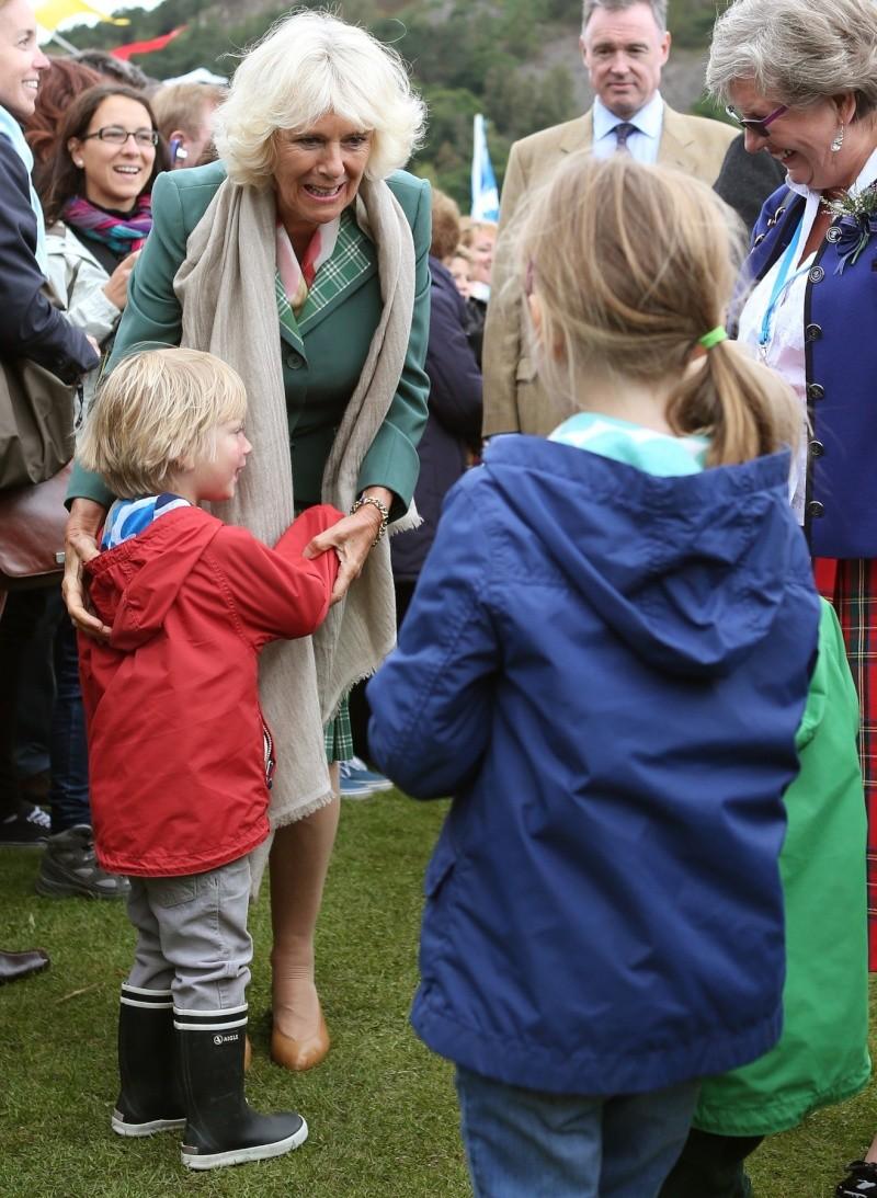 Carlos de Inglaterra y Camilla, Duquesa de Cornualles - Página 14 Ing511