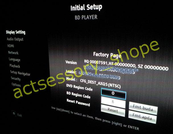Pioneer BDP-450 3D Bluray Player, HDSir Units, Dual HDMI, Lifetime FW Update,1 YR Warr, 1-1 Exchange 450e10