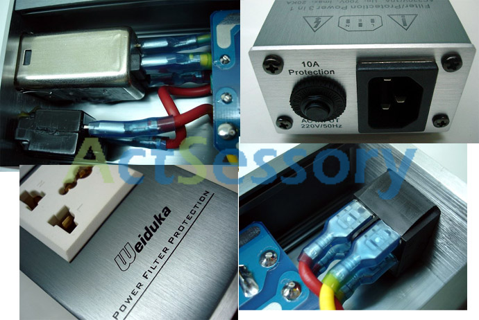 New Replacement model AC101 of Weiduka AC2.2 Power 1500W Purifier Conditioner (1 Yr Local Warr; 1-1 Exchange) Ac2_210