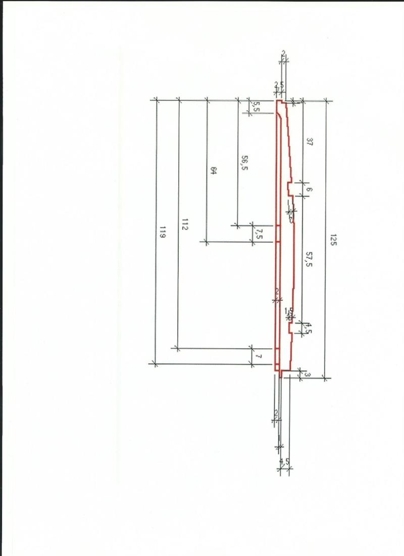 Bavolets et planches bois entre bavolets et chassis Longer11