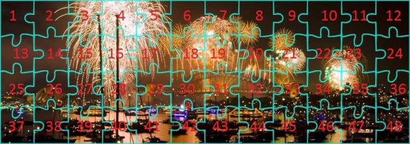 Loterie Nouvelle Année  Nouvel10