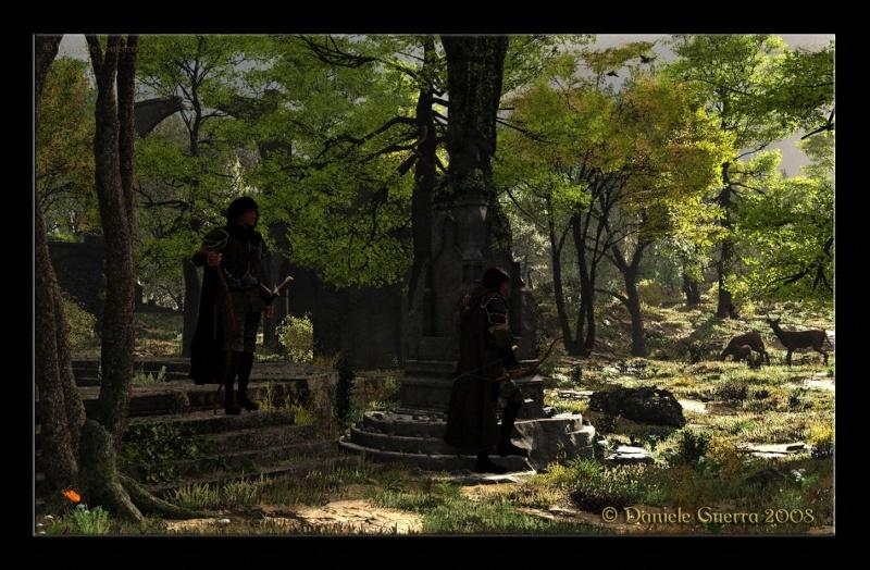Dunedains / Rangers du Nord / Rangers du Gondor Arnor310