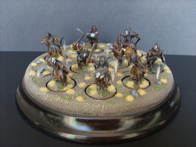 Golden Sauron n°2, Catégorie 6 : Régiment de guerriers Rygime10
