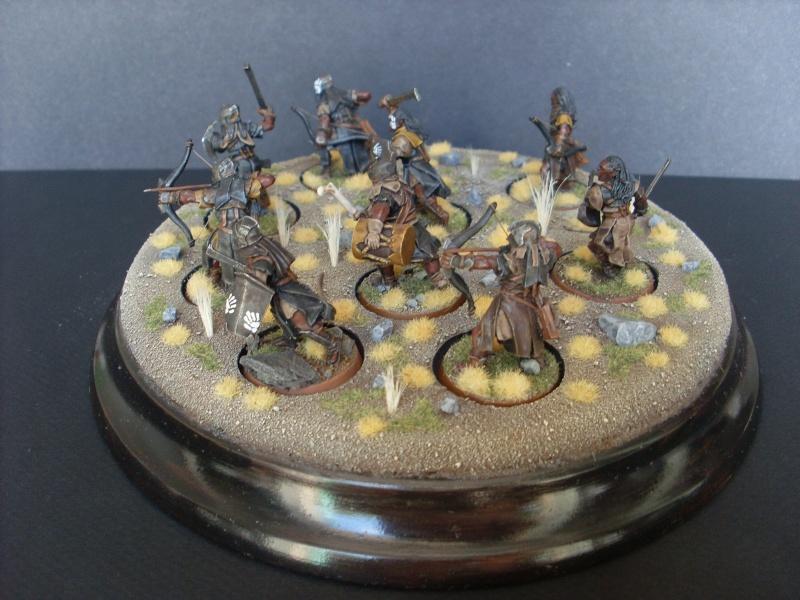 Golden Sauron n°2, Catégorie 6 : Régiment de guerriers Rygime12