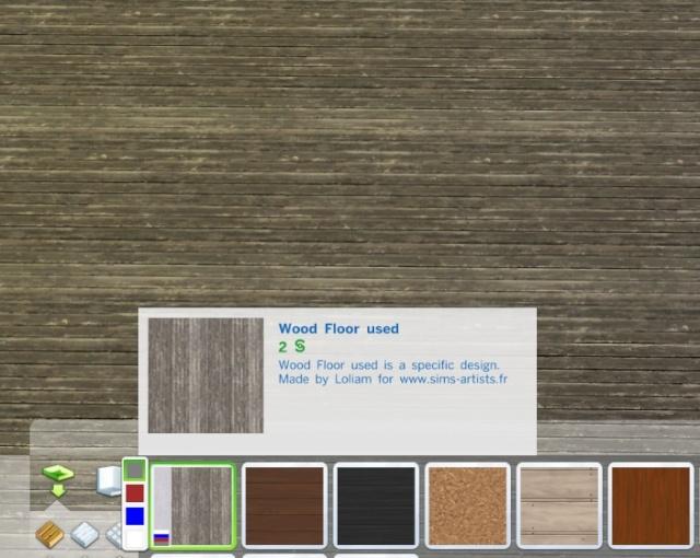 [Intermédiaire] Création de papier peint et de sol avec WallEz Gray_w10
