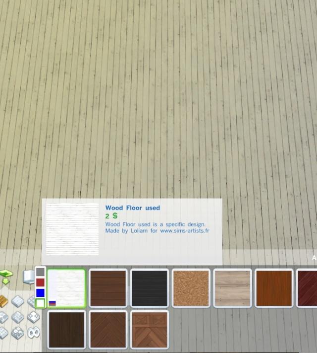 [Intermédiaire] Création de papier peint et de sol avec WallEz White_10