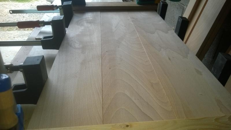 Commande de lit double avec tiroirs Wp_20125