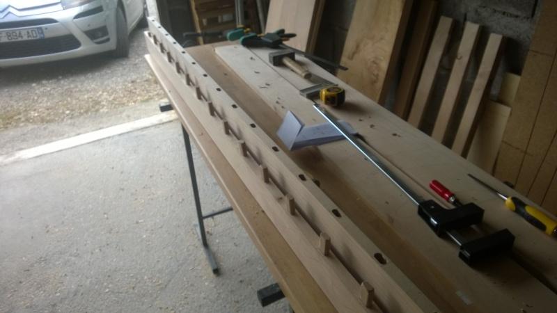 Commande de lit double avec tiroirs Wp_20137