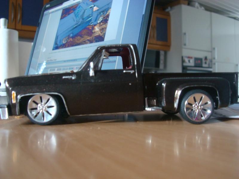 chevy 350 V8 street pick-up - Page 2 Dsc07613
