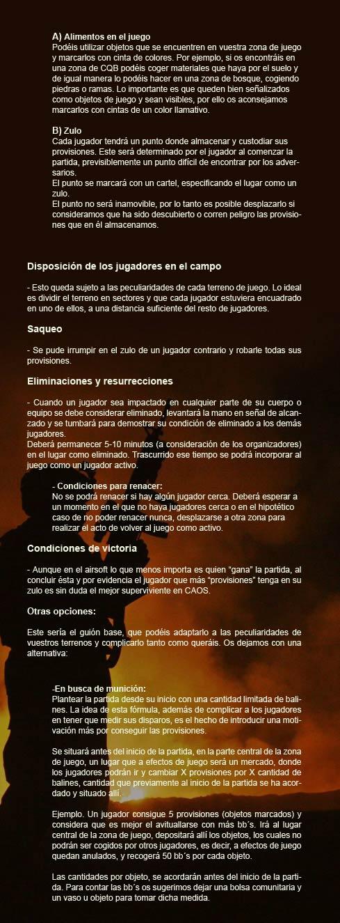 """""""CAOS"""" GUION PARA POCOS JUGADORES 5_410"""