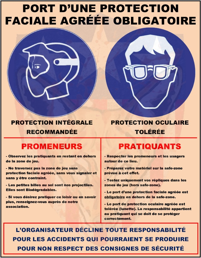 PROTECTION FACIALE Protec10