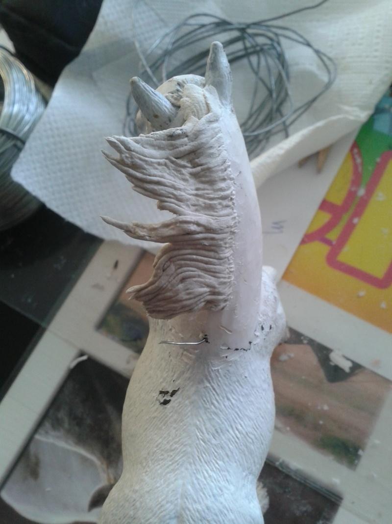 Dummy's resculpt, repaint process topic. updated 14-8-2017 Tinker12