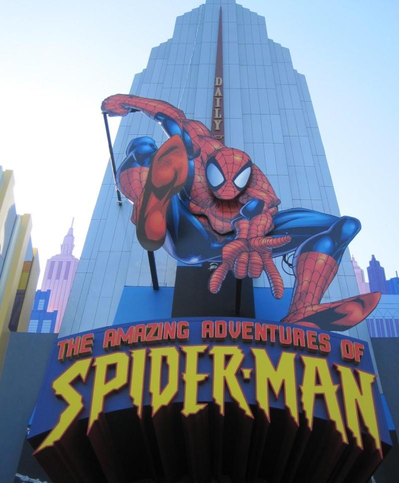 TR terminé: Universal Orlando et Seaworld ou un rêve devenu réalité! - Page 4 Spider10