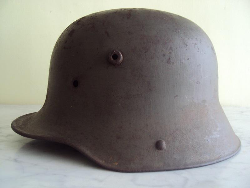 Coque Stahlhelm 1916 Dsc08425