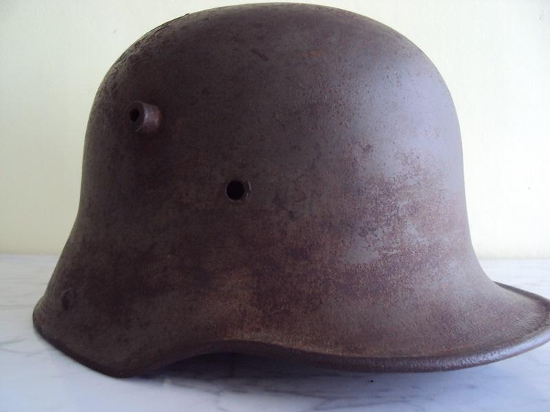 Coque Stahlhelm 1916 Dsc08426