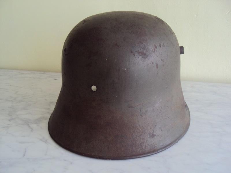 Coque Stahlhelm 1916 Dsc08427