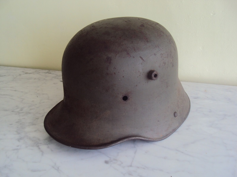 Coque Stahlhelm 1916 Dsc08428