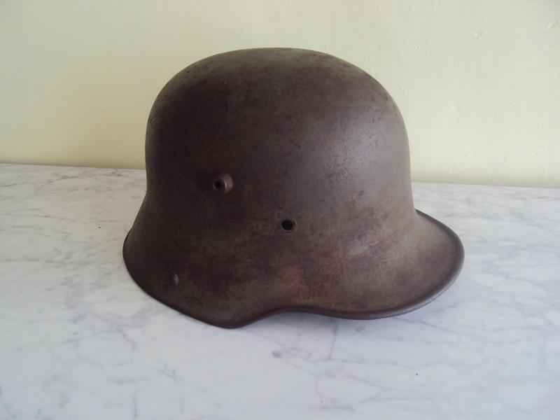 Coque Stahlhelm 1916 Dsc08429