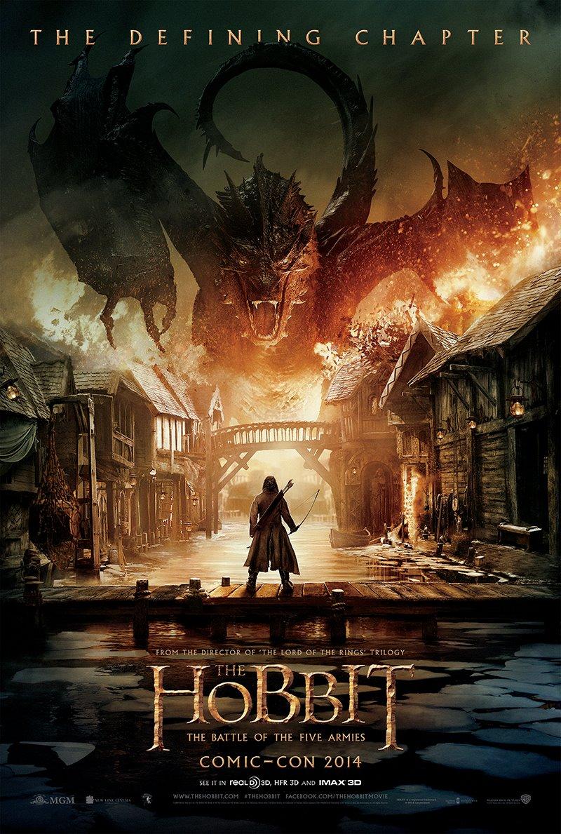 [Warner] Le Hobbit : La Bataille des Cinq Armées (10 Décembre 2014) 10467010