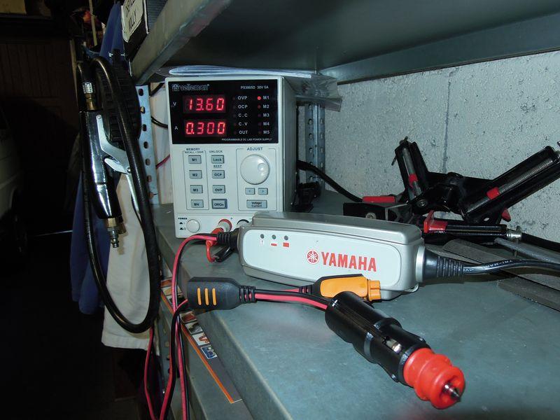 [ASTUCE] Préserver sa batterie... et mieux démarrer à froid... - Page 2 Charge11