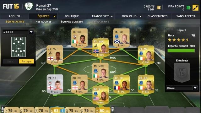 Fifa 15 Ultimate team Fut2710