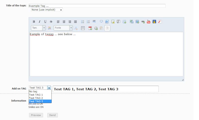 [JS] Sistema de etiqueta (TAG) en los temas Tag110