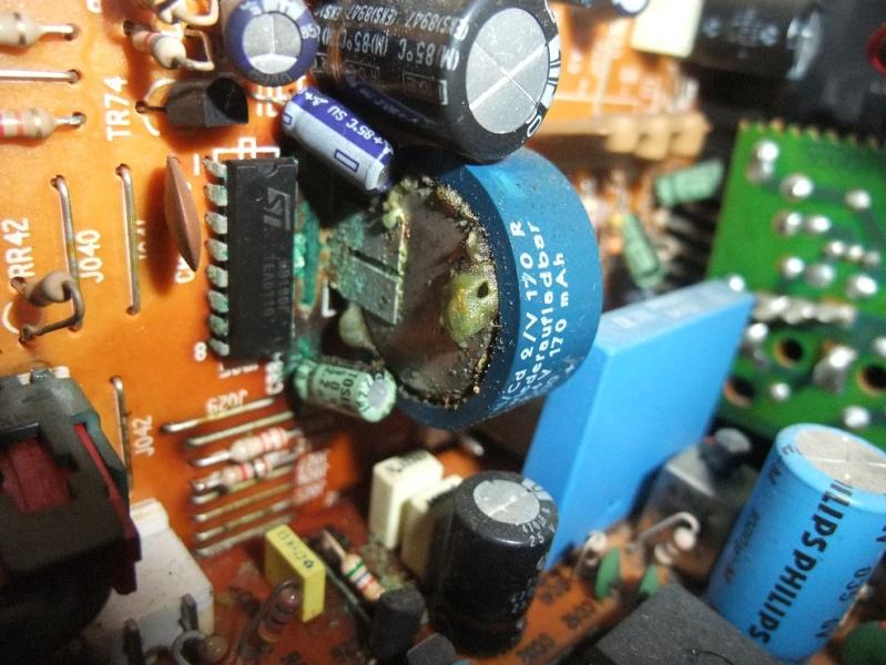 [Repar] TV Thomson et composant fautif Pile_c10