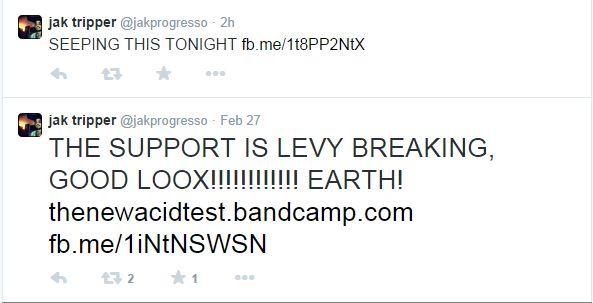 JAK TRIPPER leak (september 28, 2014) MISSED IT! Jak10