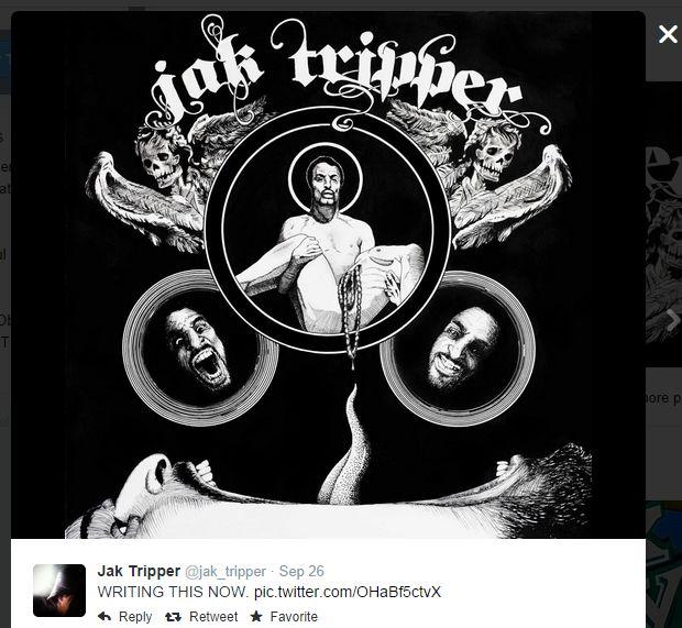 JAK TRIPPER leak (september 28, 2014) MISSED IT! Jak210