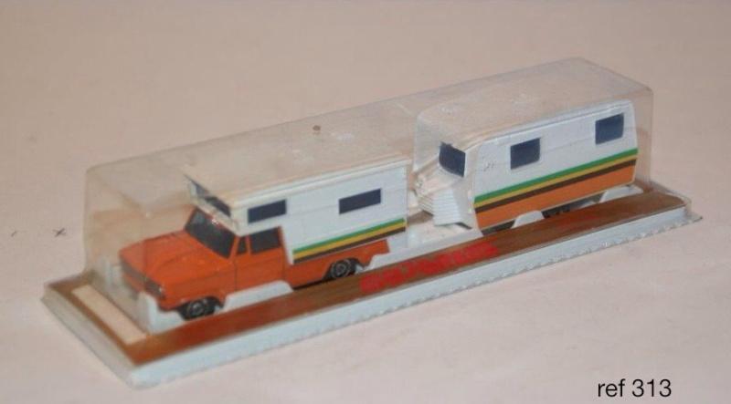 N°313 DODGE CAMPING CAR CARAVANE Image128