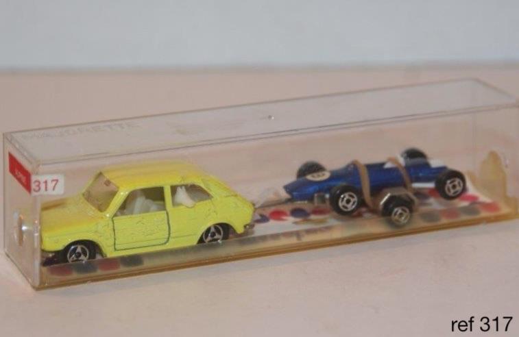 N°317 Fiat 127 + Alpine F3 Image145