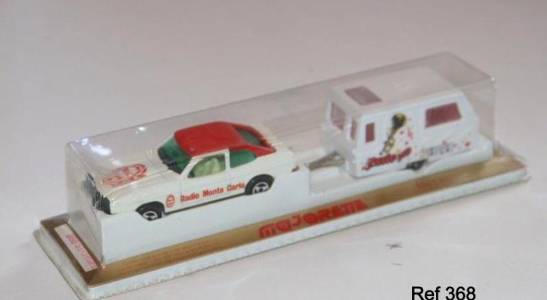 N°368 Ford Capri + Caravane Saint Tropez Image181