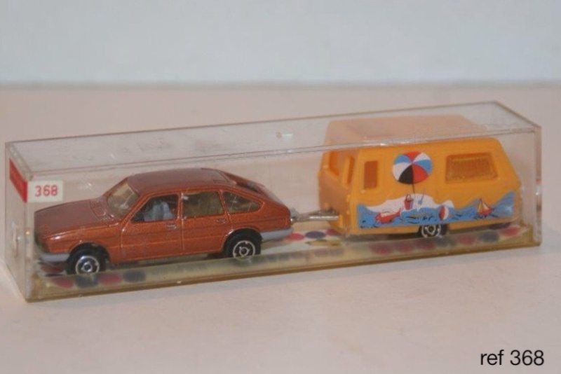N°368 Simca 1308 + Caravane Saint Tropez Image182