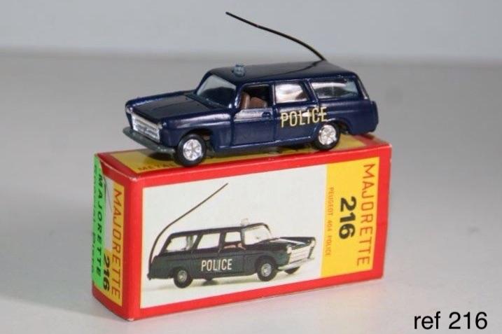 N°216 PEUGEOT 404 POLICE Image52
