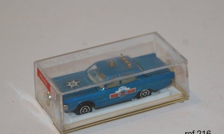 N°216 PLYMOUTH FURY POLICE Image69