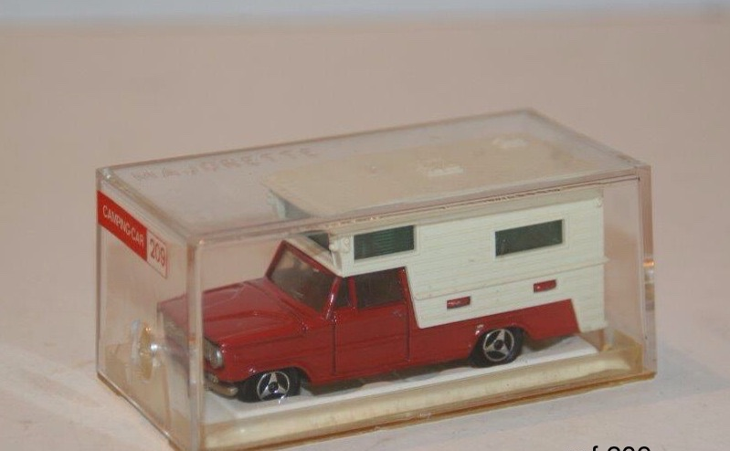 N°209 DODGE CAMPING CAR Image99