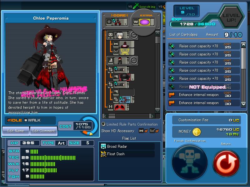 Chloe Peperomia - Poverty Sniper Build Screen10