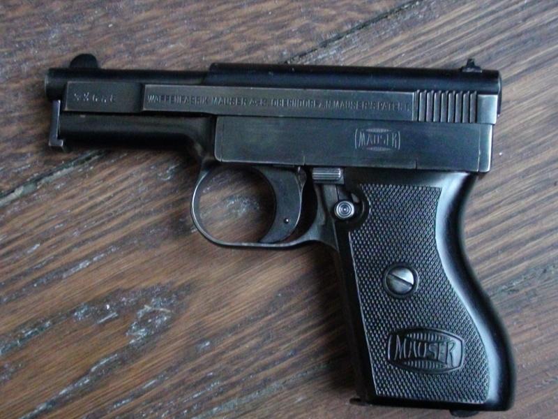 Identification: Mauser Mod. 1910, 1910/14 ou 1934? Dsc01016