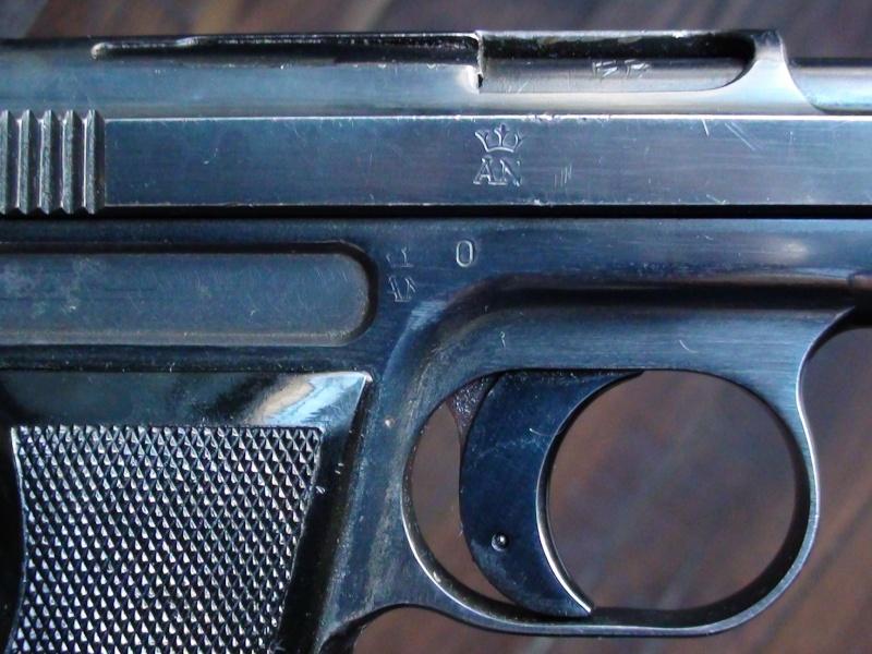 Identification: Mauser Mod. 1910, 1910/14 ou 1934? Dsc01018