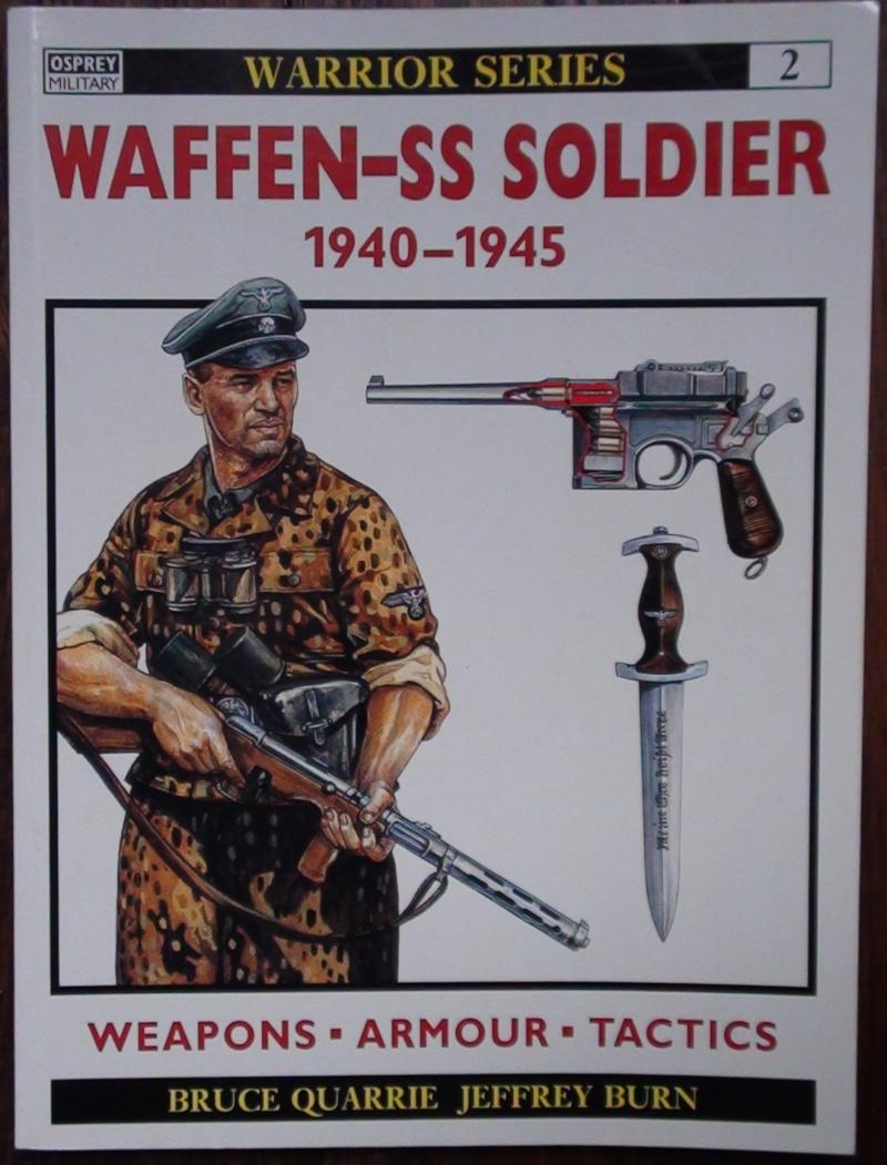 Vends livres sur le Mauser 98 + armes légères + titres Osprey + autres Dsc01032