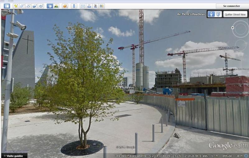 Images satellites et Streetview Lefauc10