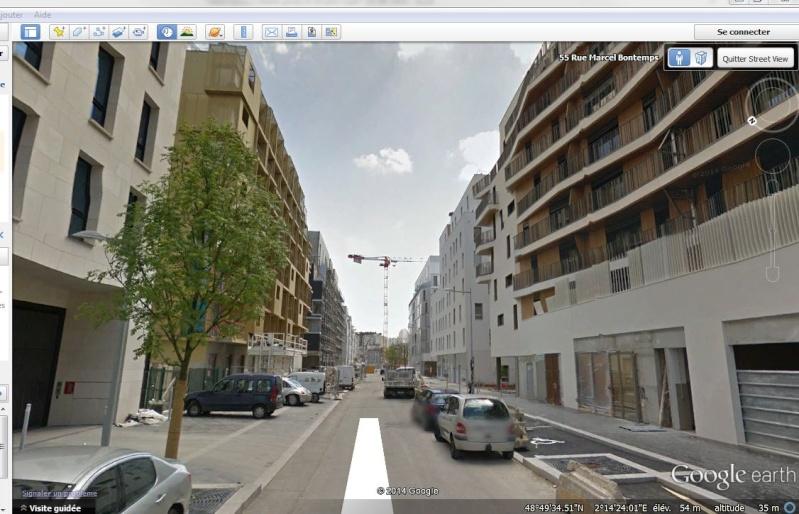 Images satellites et Streetview Marcel10