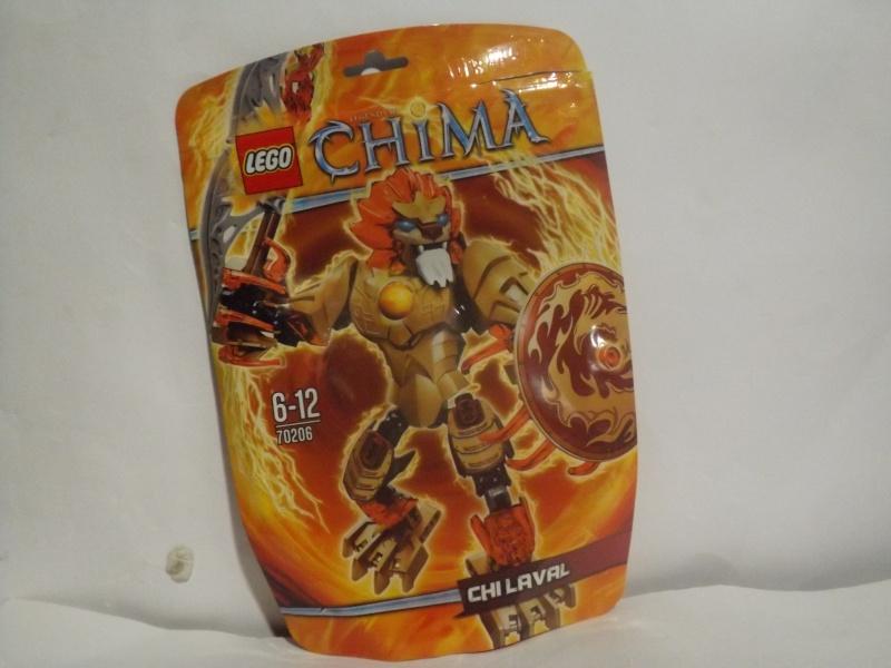 [Revue] LEGO Legends of CHIMA 70206 : Chi Laval Dscf6410