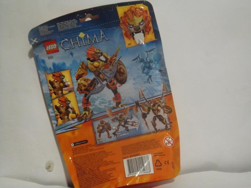 [Revue] LEGO Legends of CHIMA 70206 : Chi Laval Dscf6411