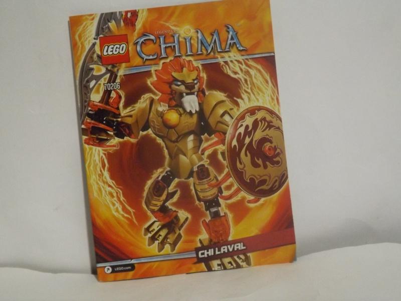 [Revue] LEGO Legends of CHIMA 70206 : Chi Laval Dscf6412