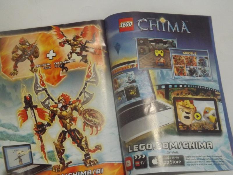 [Revue] LEGO Legends of CHIMA 70206 : Chi Laval Dscf6414